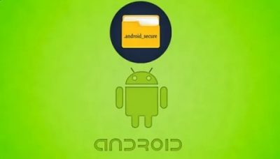 Android secure что за папка?